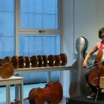Teresa Valente, Bilboko Orkesta Sinfonikoko violoncello bakarlaria.
