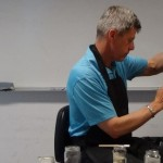 """""""A new tool for violin making"""" Curso con Peter Westerlund"""