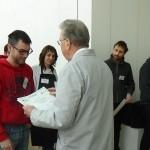 Curso retoque barniz con Hans Nebel, BELE