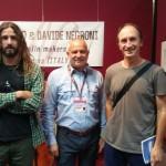 Pedro Soldevilla, Maximo Negroni y Luis