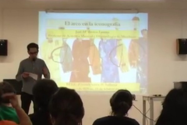 Segunda parte del curso de Frédéric Becker y conferencias sobre el arco