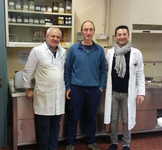 Massimo Negroni y Antonio Sperzaga_result