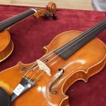 Listening tests: nº 3 violin, er, is it?