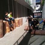 06 First BELE Log race