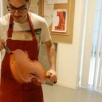 Valencian varnishing