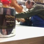 Varnishing with OldWood