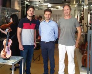 Alumno con Jan Bartos